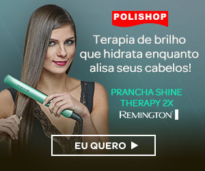 Veja a linha ConAIR da Polishop